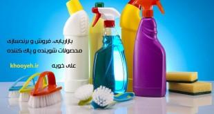بازاریابی محصولات شوینده